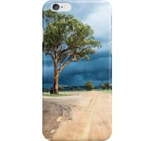 Rotherwood Rainy Day 1 iPhone Case/Skin