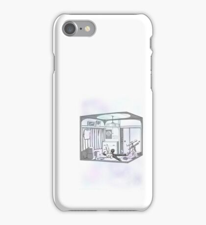 Bored Bedroom Bliss iPhone Case/Skin