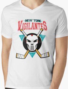 Go Vigilantes! Mens V-Neck T-Shirt