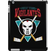 Go Vigilantes! iPad Case/Skin