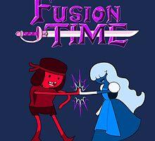 Fusion Time! by Gallifreya