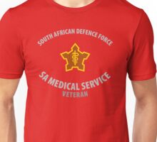 South African Medical Service Veterans Unisex T-Shirt