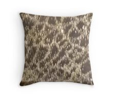 Tinsel Web 1 Throw Pillow