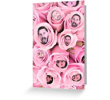Shia flowers Greeting Card