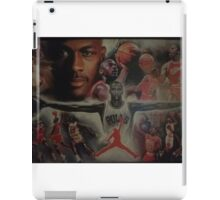 Air Jordan wings  iPad Case/Skin