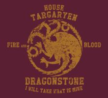 House Targaryen Collegiate by Impala-Designs