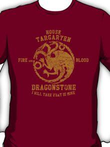House Targaryen Collegiate T-Shirt