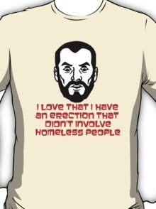 ...Homeless People T-Shirt