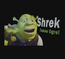 Shrek is Love Kids Clothes