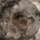 Vintage Vinyl Records Retro Music DJ Art - Old Vinyl by Denis Marsili - DDTK