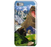 Animal Revolution iPhone Case/Skin