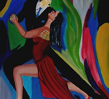 Tango -  Clash of Genders by Klaus Engels