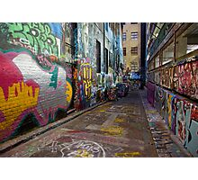 Urban Colour Photographic Print