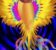 The Golden Bird Sticker