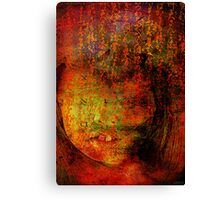 Sorry, I thought that it was you Canvas Print