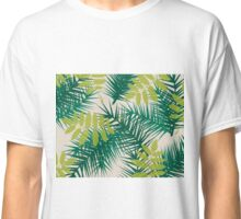 Tropical Leaves Classic T-Shirt