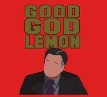 Good God Lemon One Piece - Short Sleeve