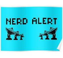 Nerd Alert Poster