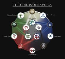 Magic The Gathering Ravnica Guild by elitecross
