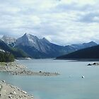 Medicine Lake, Alberta by justineb