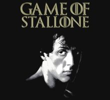 Game of Stallone - Game of thrones parody by Cessull