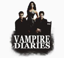 vampire diaries by cirdec