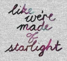 Like We're Made of Starlight One Piece - Long Sleeve