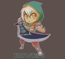 Riven One Piece - Short Sleeve