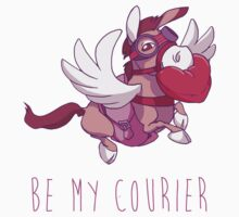 Dota 2 Courier by DarkKing