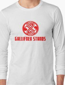 GALLIFREY STANDS Long Sleeve T-Shirt