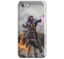 Wizard of awesomeness iPhone Case/Skin