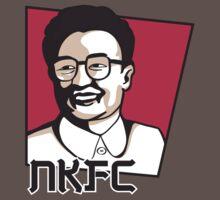 North Korean Fried Chicken Kids Clothes