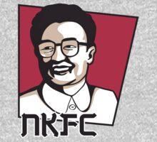 North Korean Fried Chicken One Piece - Short Sleeve