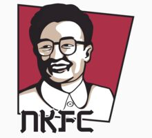 North Korean Fried Chicken by Yao Liang Chua