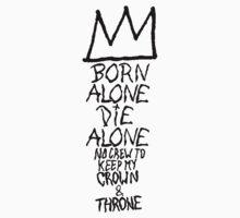 Nas x Basquiat  by Sian Mann