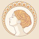 Vanilla Mucha by eclecticmuse