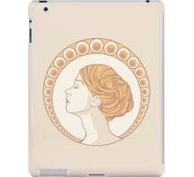 Vanilla Mucha iPad Case/Skin