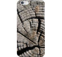 Tree Rings iPhone Case/Skin