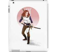 The Girl Who Waited iPad Case/Skin