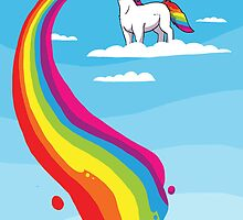 Where Rainbows Come From by Clair C