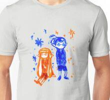 Ink Sketch Unisex T-Shirt