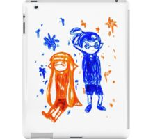 Ink Sketch iPad Case/Skin