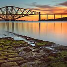Forth Bridge (3) by Karl Williams