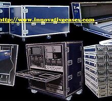 Effect Rack Cases, LP Case by innovative12