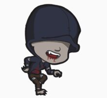 L4D1 - Hunter Chibi by Zphal