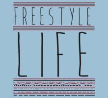 FREE STYLE LIFE One Piece - Short Sleeve
