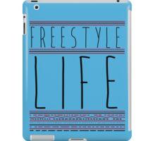 FREE STYLE LIFE iPad Case/Skin