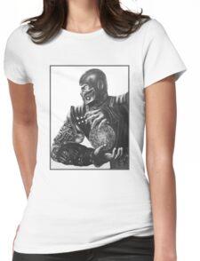 Sub Zero MORTAL KOMBAT MK Womens Fitted T-Shirt