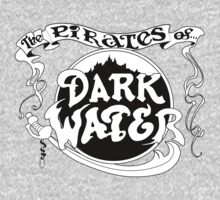 Pirates of Dark Water - b&w logo by Smitha Prasadh