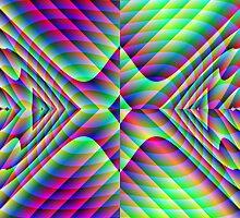 Mirrored Arrowheads by joelkahn